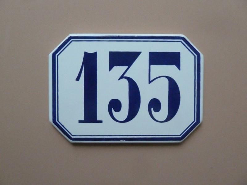 Numeri Civici In Ceramica.Numeri Civici Ceramiche Di Cola
